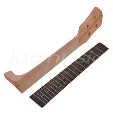 Concert Ukulele Parts Mahogany Ukulele Neck And Fingerboard Fretboard