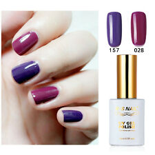 2 PIECES RS 028-157 Gel Nail Polish UV LED Varnish Soak Off 0.5fl.oze New Stock