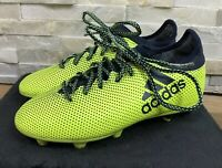 Adidas X Size 3.5 Neon Football Boots ( Missing Stud )