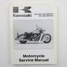 Kawasaki Vulcan1500 Drifter VN1500 Drifter '01 Factory Motorcycle Service Manual