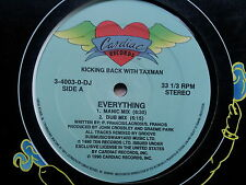 Kicking back with Taxman-Everything