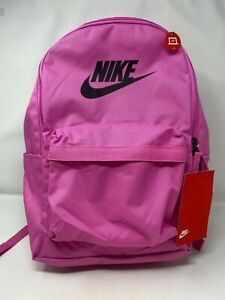 Nike Heritage 2.0 Backpack  Pink Unisex BA5879-610 NWT