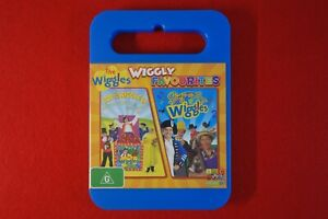 Pop Go The Wiggles / Sing A Song Of Wiggles - DVD - Free Postage !!