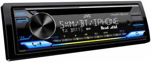 JVC KD-TD91BTS Single DIN Bluetooth Marine MotorSports Car In-Dash Receiver