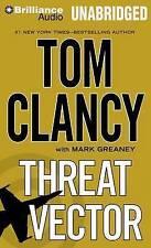NEW Threat Vector (Jack Ryan Novels) by Tom Clancy