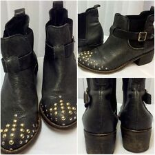 Topshop Casual Pull on Ankle Boots for Women