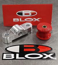 Blox Billet 2 Piece Shifter Bushing and Prothane D Series Bushing Combo D15 D16