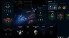 League of Legends account EUNE -  Silver 4-- 26 champions -- 5 skins