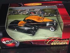 Hot Wheels Collectibles * Limited Edition * Classic Bodies 2 Car Set