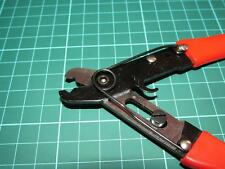 """New CT3648 5"""" Strong Professional Adjustable Wire Stripper & Cutters Electrican"""