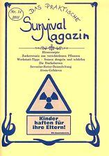 Survival Magazin Heft Nr.14 - Gefrorenes Obst retten