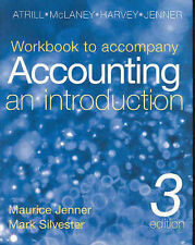Workbook to Accompany Accounting: An Introduction by Mark Silvester, Maurice Je…