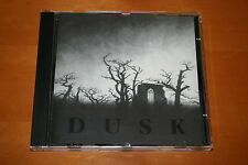 "Dusk ""Dusk"" (same-Titley) CD 1994 great US doom death metal RARE Cyber Music"