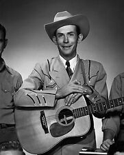 HANK WILLIAMS SR 8X10 GLOSSY PHOTO PICTURE IMAGE #3