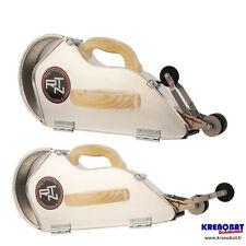 R02TR : BANJOROLL : Banjo plaquiste aluminium + roulette TekRoll, mat pro neuf