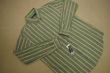 NEW NWT $125 RALPH LAUREN POLO MENS BUTTON FRONT SHIRT SIZE LARGE L G GREEN
