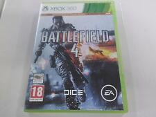 Xbox 360 Juego-Battlefield 4