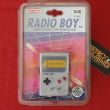 RADIO BOY GIG NINTENDO GAMEBOY GB