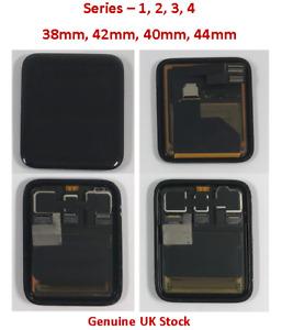 Apple Watch LCD Display Series 1 2 3 4 5 GPS 38mm 40mm 42mm 44mm