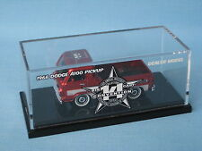 Matchbox 1966 Dodge A100 Pick-up Red 2016 MB Gathering USA Dealer Model RARE