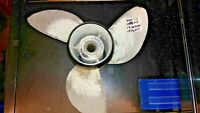 "OMC Evinrude 13-1/4 x 17 382764 Aluminum for 15/16"" Drive Shaft Rare 1968 1975"