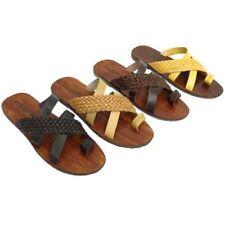 Sandalias y chanclas de hombre en color principal negro talla 43