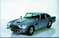 1:18 Chrono Aston Martin DB5 '63 Bond silver, red, green, or blue MIB!