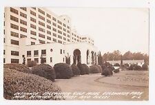 RPPC,Edgewater Park,MS.Edgewater Gulf Hotel,L.L.Cook,Used,Edgewater Park,1942