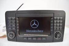 06 07 08 MERCEDES BENZ ML320 RADIO CD NAVIGATION GPS