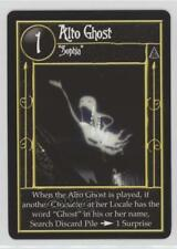 2005 The Nightmare Before Christmas Trading Card Game Base #NoN Alto Ghost 2a1
