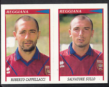 Panini Calciatori Football 1998 Sticker, No 570, Reggina - Cappellacci & Sullo