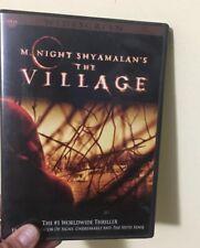 M. Night Shyamalan's Halloween Thriller Movie The  Village Widescreen DVD