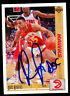 Doc Rivers #46 signed autograph auto 1991-92 Upper Deck Basketball Card