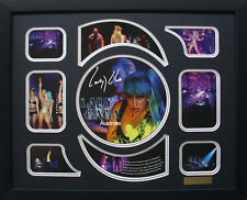 Lady Gaga Australia Tour  Limited Edition Signature Framed Memorabilia  (b)