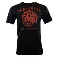 GAME OF THRONES Mens Tee T Shirt S M 2XL House of TARGARYEN Logo Do CLOTHES NEW