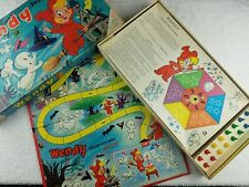 Wendy The Good Witch board game Milton Bradley MB Complete 1966 Vintage