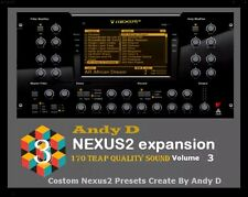 reFX Nexus Andy D Trap Vol.3 Sound Bank