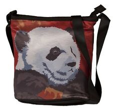 Panda Large Cross Body Bag  by Salvador Kitti - Support Wildlife Conservation