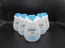 5 Bottles! Baby Dove Tear FreeShampoo, Rich Moisture, 13 oz. 5 Pack