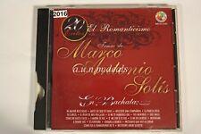 20 Exitos El Romanticismo Temas De Marco Antonio Solis En Bachata  Music CD