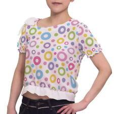 Geometrische Damenblusen, - tops & -shirts aus Chiffon Normalgröße