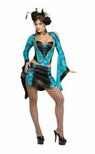 Sexy Japanese Geisha Girl Adult Halloween Costume XS (New) - FREE SHIPPING