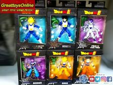 Dragon Ball Z Super Dragon Stars Shenron BAF Set of 6 Vegeta Frieza Beerus Goku