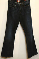 LUCKY BRAND Women's 'Sofia Boot' Stretch Denim Boot Cut JEANS Size 10/30 Ankle