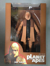 "2014 NECA REEL TOYS PLANET OF THE APES SERIES 2  DR. ZAIUS 7"" ACTION FIGURE MIB"
