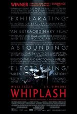 Whiplash Version A Original Movie Poster Double Sided 27x40