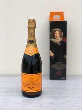 Champagne Veuve Cliquot Ponsardin reims France 75cl brut bicentenaire 1772-1972