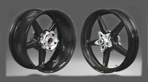 BST Carbon Fiber Rims Wheels Harley Davidson H-D V-Rod V Rod 2002-2017