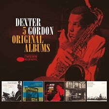Dexter Gordon - 5 Original Albums [CD]
