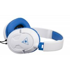 Turtle Beach Ear Force Recon 60p Headset White Ps4 PlayStation 4